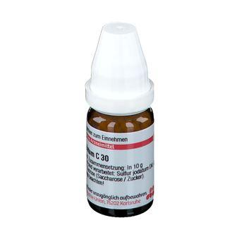 DHU Sulfur Jodatum C30