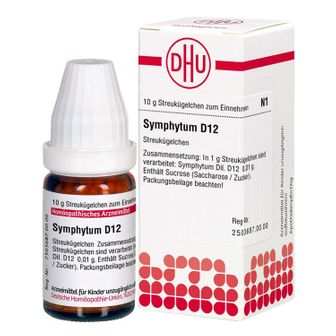 DHU Symphytum D12