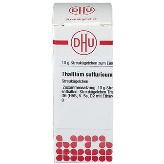 DHU Thallium Sulfuricum D6