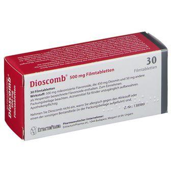 Dioscomb 500 mg