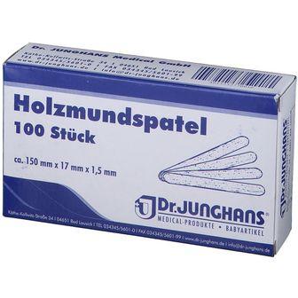 Dr. Junghans® Holzmundspatel