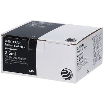 EnFit Spritze 2,5 ml