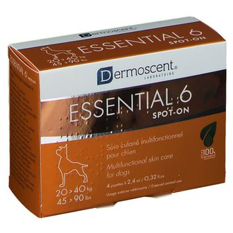 Essential 6® spot-on Hund 20-40kg