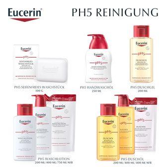 Eucerin pH5 Lotion  + Eucerin Allergie Miniset GRATIS