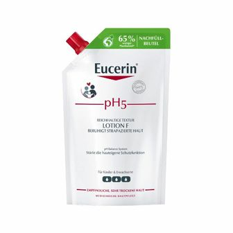 Eucerin pH5 Reichhaltige Textur Lotion F + Eucerin Allergie Miniset GRATIS