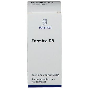 Formica D 6 Dilution