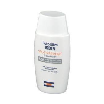Foto Ultra ISDIN® Spot Prevent Fusion Fluid® SPF 50+