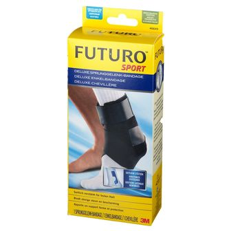 FUTURO™ Sport Deluxe Sprunggelenk-Bandage Einheitsgröße