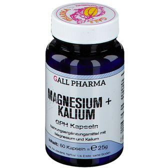 GALL PHARMA Magnesium + Kalium GPH