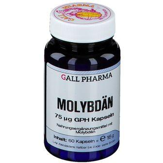 GALL PHARMA Molybdän 75 µg GPH