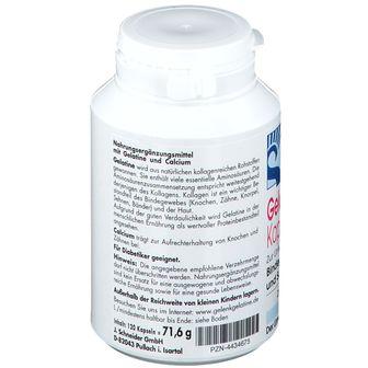 Gelatine + Calcium