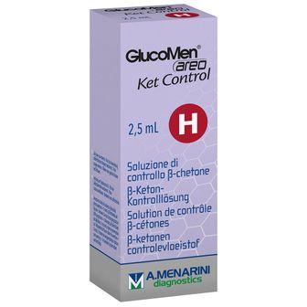 GlucoMen® areo Ket Control H
