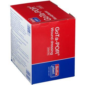 GoTa-POR® Wundpflaster steril 10 x 6 cm