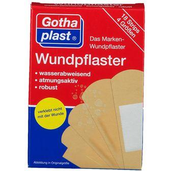 Gothaplast® Wundpflaster wasserabweisend, robust