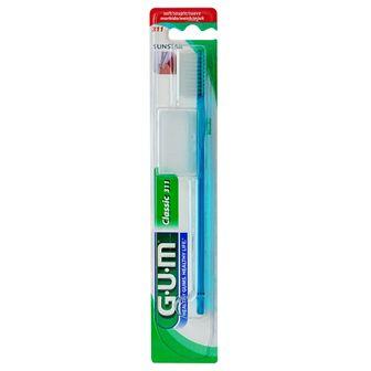 GUM® Classic Zahnbürste schlank soft 311
