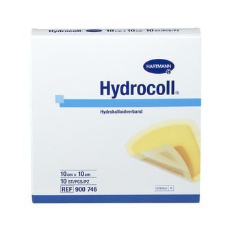 Hydrocoll® Wundverband steril 10 x 10 cm