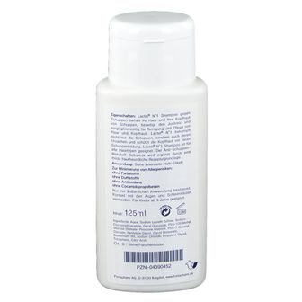 Lactel® Nr.1 Antischuppen Shampoo