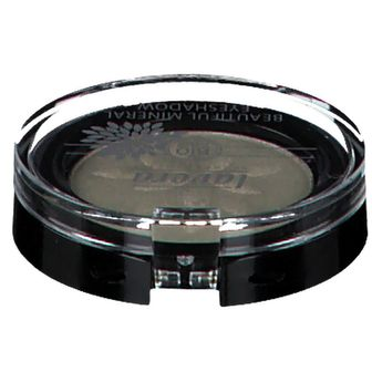 lavera BEAUTIFUL MINERAL EYESHADOW 39 shiny silver