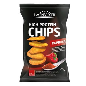 LAYENBERGER® High Protein Chips Paprika