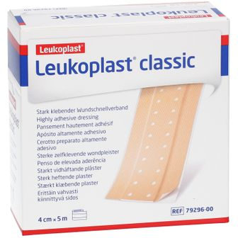 Leukoplast® Classic Pflaster 4 cm x 5 m Rolle