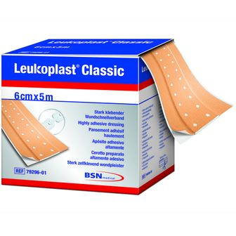 Leukoplast® Classic Pflaster 6 cm x 5 m Rolle