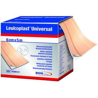 Leukoplast® Universal PFlaster wasserabweisend 6 cm x 5 m Rolle