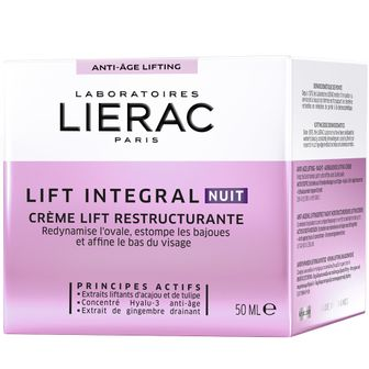 LIERAC LIFT INTEGRAL Lifting Creme Nacht