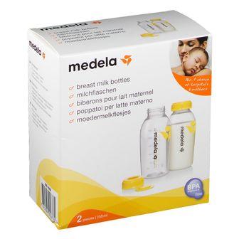medela Muttermilchflaschenset 250 ml 2 St.
