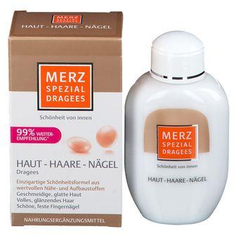Merz Spezial Dragees Haut-Haare-Nägel