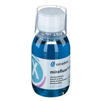 miradent mirafluor® chx Mundspüllösung 0,06 %