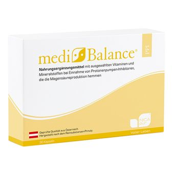 NICApur® mediBalance® PPI