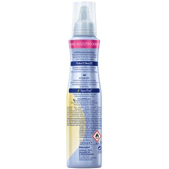 NIVEA® Blond Schutz & Pflege Schaumfestiger