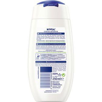 NIVEA® creme sensitive Cremedusche