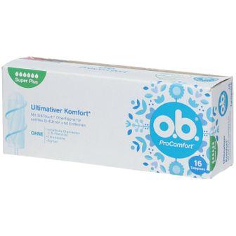 o-b.® ProComfort super plus
