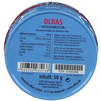 OLBAS® Klassik Lutschtabletten