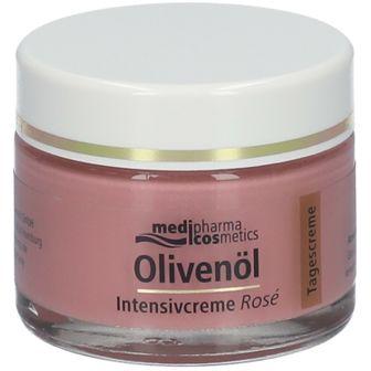 Olivenöl Intensivcreme Rosé Tagescreme