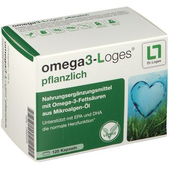 omega3-Loges® pflanzlich