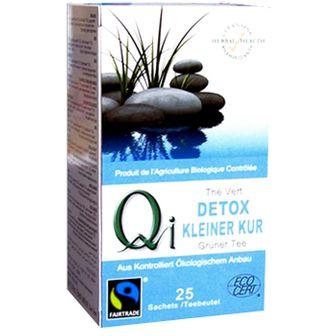 Organic Detox Green Tea