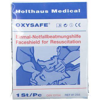 OXYSAFE Notfallbeatmungshilfe DIN 13154