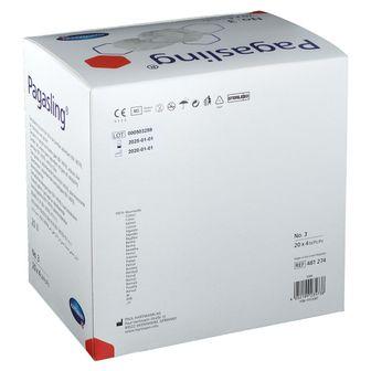 Pagasling® Mulltupfer steril Gr. 3 pflaumengroß