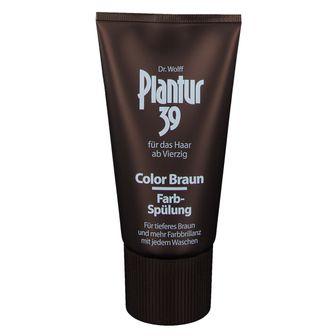 Plantur 39 Color Braun Pflegespülung