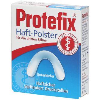 Protefix® Haft-Polster für Unterkieferzahnprothesen