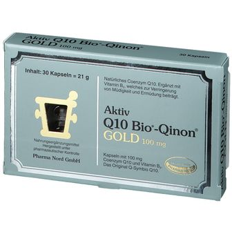 Q10 Bio-Qinon Gold 100 mg