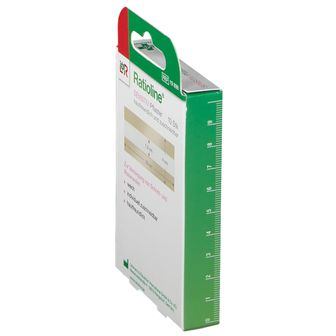 Ratioline® sensitive Wundschnellverband 4cm x 1m