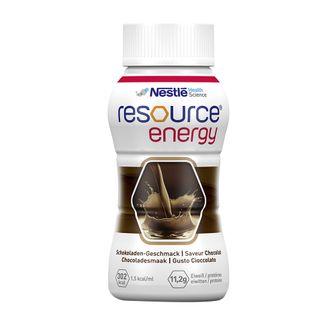 RESOURCE® Energy Schokolade