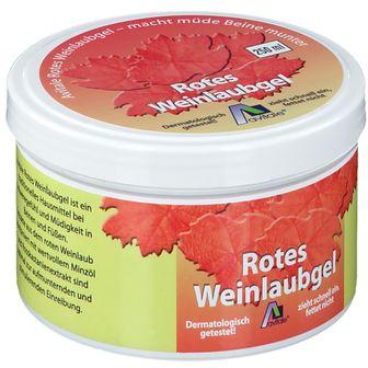 Rotes Weinlaubgel