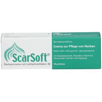 ScarSoft® Narbencreme LSF30