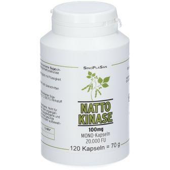 SinoPlaSan Nattokinase 100 mg