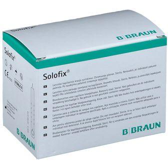 Solofix® Blutlanzetten