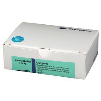 SpeediCath® Compact Katheter CH8, 7cm, Nelaton, Frauen